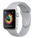 Apple Watch Series 3 42mm Aluminum Case with Sport Band Silver/Fog sotovikmobile.ru +7(495) 005-94-13
