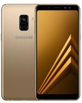 Samsung Galaxy A8 (2018) 64GB Gold sotovikmobile.ru +7(495) 005-94-13