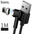 Hoco магнитный lightning charging cable U20  sotovikmobile.ru +7(495) 005-94-13