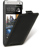 Melkco Чехол книжка Melkco для HTC One mini Jacka Type (Black LC) sotovikmobile.ru +7(495) 005-94-13