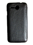OKER Чехол-книжка Art Case Lenovo A680 боковой Black sotovikmobile.ru 8(495)005-94-13