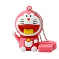 USB-flash 16Gb Doraemon Pink