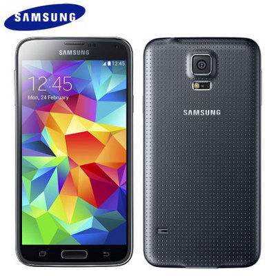 Samsung G900F Galaxy S5 32Gb (LTE) Black sotovikmobile.ru +7(495) 005-94-13
